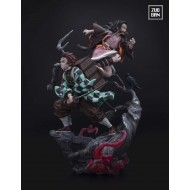 [PRE-ORDER] Zuoban : Demon Slayer - 1/6 Tanjirou & Nezuko