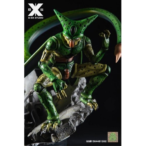 DBZ-Dragonball B-SIX studio dragonball resin statue 1:6 cell  PRE SELL