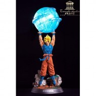[IN-STOCK] Temple Studio : Dragon Ball - 1/6 Son Goku (with 3 Heads)