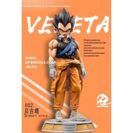 [SOLD OUT] DP9 Studio - Dragon Ball- 1-6th Scale Street Style Vegeta