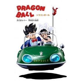 [PRE-ORDER] Great Design Studios (GD) : Dragon Ball - Goku & Chi Chi Wedding