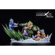 [SOLD OUT] Xceed x ORS : Dragon Ball - Broly vs Goku & Vegeta