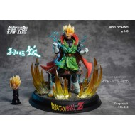 [SOLD OUT] Sculpting Soul : Dragon Ball - Son Gohan Deluxe Version