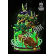 [PRE-ORDER] SHK Studios : Dragon Ball - Cell with Light