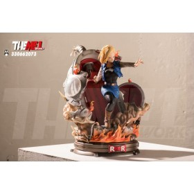 [IN-STOCK] Theme Works 1 (TW1) : Dragon Ball - 1/6 Android 18