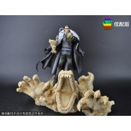 JacksDo : One Piece - High Set Crocodile Sand Dragon & Cyclone Accessories For P.O.P/Banpresto Figure