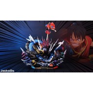 [SOLD OUT] JacksDo - One Piece - Monkey D Luffy vs Kaido