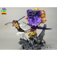 JacksDo : One Piece - SD JK-11 Zoro vs Pica Mini