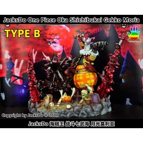 [IN-STOCK] JacksDo : One Piece - Oka Shichibukai Gecko Moria Type B