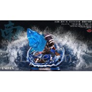 [PRE-ORDER SOLD OUT] LSeven Studio : Naruto - Max002 Kisame Full Transparent
