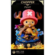 [SOLD OUT] Onestar Studios : One Piece - 1/4 Treasure Chopper