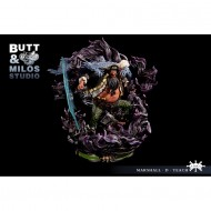 [IN-STOCK] Butt & Milos Studio : One Piece - Blackbeard