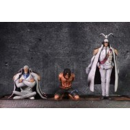 [IN-STOCK] Model Palace : One Piece - Execution Diorama with Ace, Sengoku & Garp Deluxe