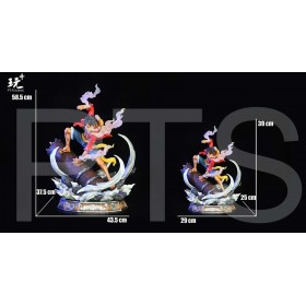[PRE-ORDER] PT-Studio (PTS) : One Piece - 1/6 Monkey D. Luffy
