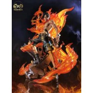[IN-STOCK] Singularity Workshop : One Piece - 1/4 Portgas D Ace