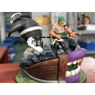 [SOLD OUT] UC Studio : One Piece - Zoro vs Kuma