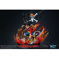 [SOLD OUT] W-17 Studios : One Piece - After 2 Years WCF Monkey D Luffy