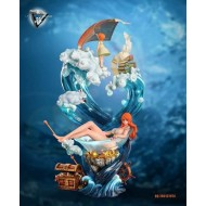 [SOLD OUT] Wu Xing Studio : One Piece - 1/6 Nami Deluxe Version