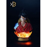 [SOLD OUT] XZ Studios : One Piece - Wano Monkey D Luffy Bust