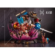 [PRE-ORDER SOLD OUT] Yu Studio : One Piece - 1/6 Franky