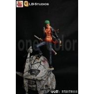 LB Studio x One Colour : One Piece - Zoro Top of Pica Head