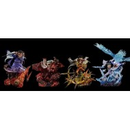 [IN-STOCK] G5 Studios : One Piece - Aokiji, Akainu, Borsalino, Issho Admirals 4 in 1 Set