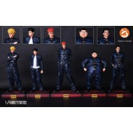 [SOLD OUT] M3 Studio : Slam Dunk - 1/6 Sakuragi's Gang Set