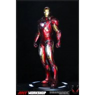 [SOLD OUT] Ant Studio : 1/2 Iron Man Mark 7 Battle Damage