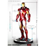 [PRE-ORDER SOLD OUT] Ant Studio : 1/2 Iron Man Mark 7
