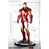 [SOLD OUT] Ant Studio : 1/2 Iron Man Mark 7