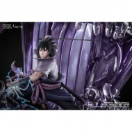 [PRE-ORDER SOLD OUT] Tsume Art : Naruto -  1/8 Sasuke Uchiha Summon of Susanoo