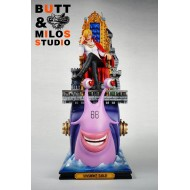 [PRE-ORDER SOLD OUT] Butt & Milos : One Piece - Vinsmoker Sanji Deluxe Version