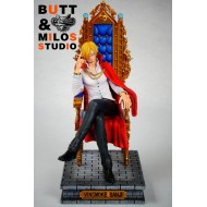[PRE-ORDER SOLD OUT] Butt & Milos : One Piece - Vinsmoker Sanji Regular Version