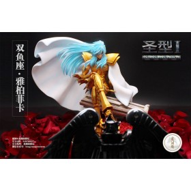 [IN-STOCK] Long Yuan Ge : Saint Seiya - Gold Cloth Pisces Albafica